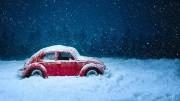 pokrowiec na samochód zima