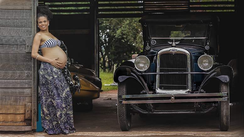 długa jazda samochodem w ciąży